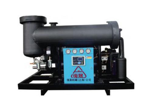 智能型水冷式冷冻干燥机