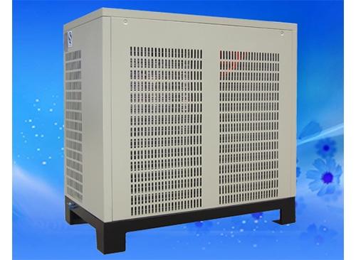 风冷式后部冷却器